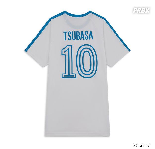 Olive et Tom : les vrais maillots de Tsubasa et Mark Landers disponibles chez Courir
