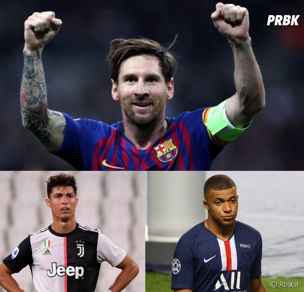 Top 10 des footballeurs les mieux payés en 2020 :
