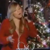Mariah Carey ... O Come All Ye Faithful, le clip
