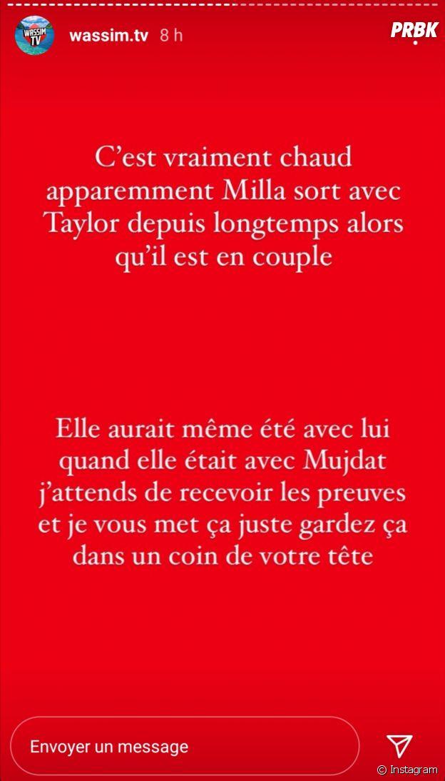 Milla Jasmine de nouveau en couple après sa rupture avec Mujdat ?