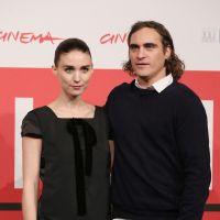 Joaquin Phoenix et Rooney Mara parents, ils ont donné un prénom symbolique à leur bébé