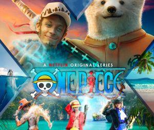 One Piece en live-action : une première affiche avec les acteurs ? Netflix réagit