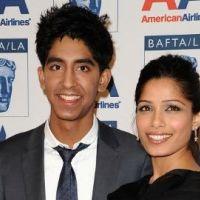Freida Pinto ... Une relation compliquée avec Dev Patel
