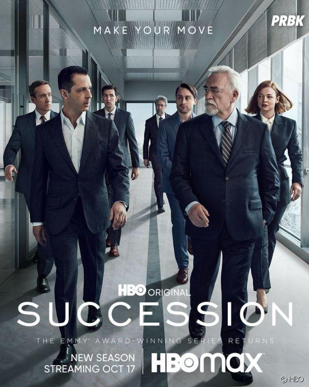 Succession saison 3 : les affiches alternatives