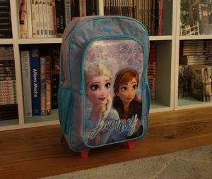 Un petit garçon moqué à l'école à cause de son sac La Reine des Neiges : la belle surprise de Disney