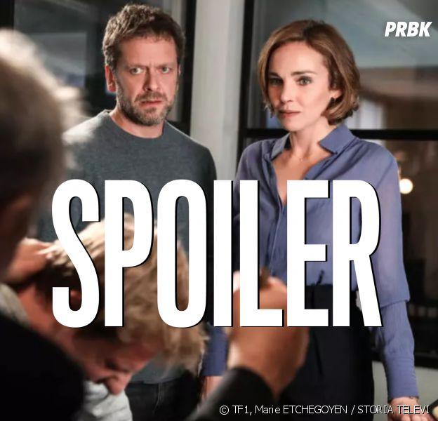 Infidèle saison 2 : la mort de (SPOILER) était-elle prévue ? (Interview)