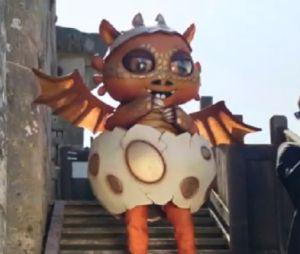 Qui se cache dans le costume du dragon dans la saison 2 de Mask Singer ? Les indices du premier prime