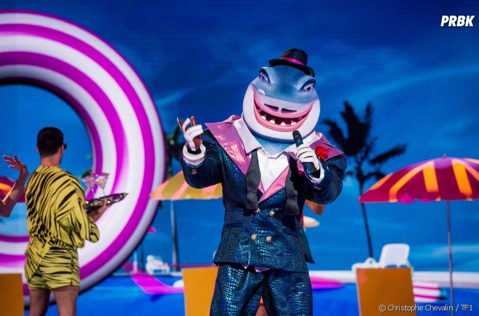 Mask Singer 2 : quelle célébrité est le requin ?