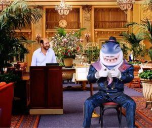 Mask Singer 2 : les indices du requin du prime 4
