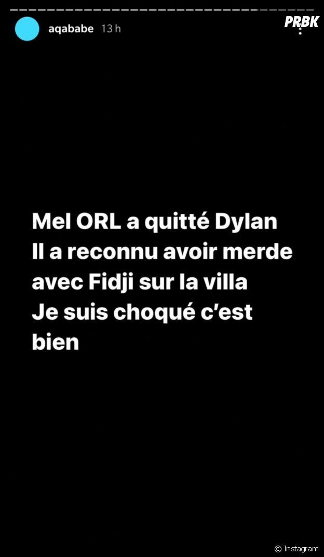 La Villa des Coeurs Brisés 6 : Mélanie Orl et Dylan Thiry en couple ?