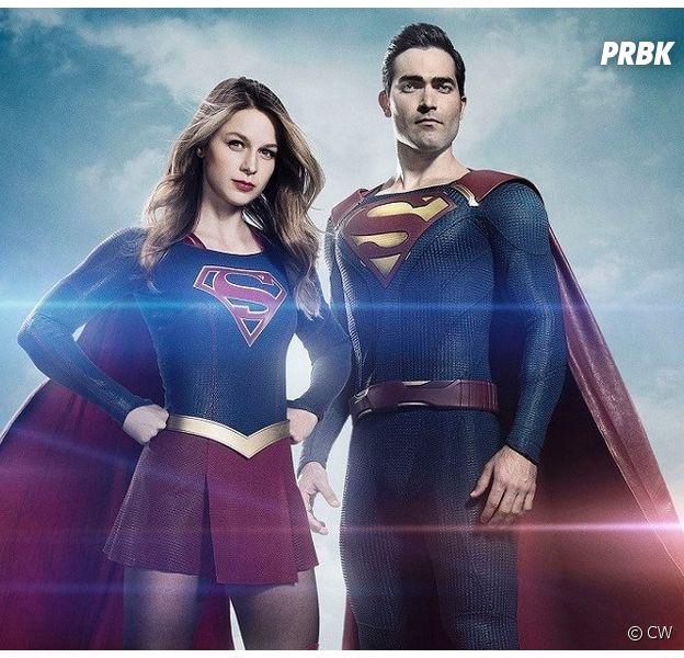 Superman & Lois saison 1 : une nouvelle Supergirl dans la série après le départ de Melissa Benoist ?