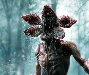 Le Démogorgon, effrayant dans Stranger Things