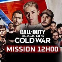 Call of Duty - Black Ops Cold War : préparez-vous pour une mission de 12h avec Michou et Wankil !