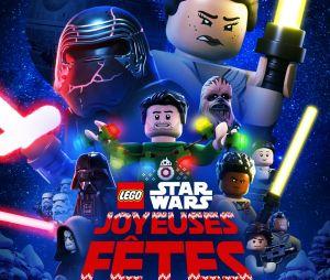 Lego Star Wars sur Disney+.