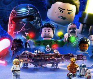 Découvrez la bande-annonce de LEGO Star Wars : Joyeuses Fêtes en VOST.