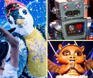 Mask Singer 2 : quelles célébrités se cachent derrière les masques ? Votez !