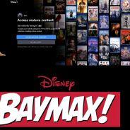 Disney+ : nouvelles séries et films Disney/Pixar, section pour les adultes et nouveau prix annoncés