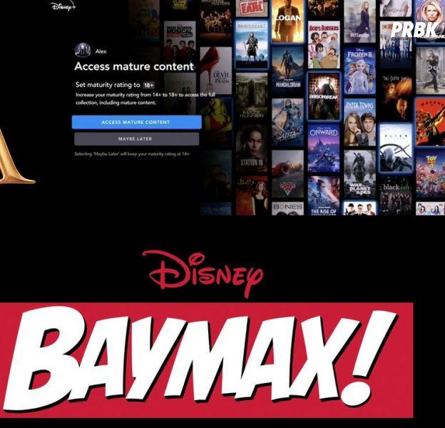 Disney+ : une section pour les adultes, nouveau tarif et nouvelles séries Disney/Pixar annoncées