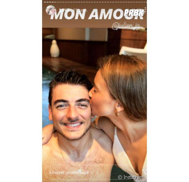 Amandine Petit (Miss France 2021) : découvrez Julien, son petit ami