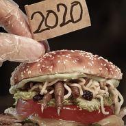 Burger King sort (volontairement) le pire burger du monde, à l'image de 2020