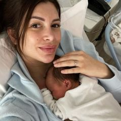 Maeva Martinez maman : elle dévoile le prénom de son fils 👶