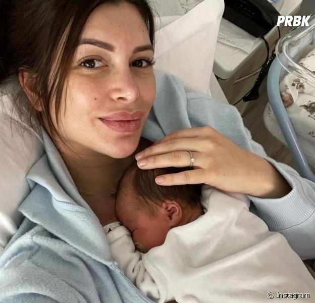 Maeva Martinez maman : elle dévoile le prénom de son fils
