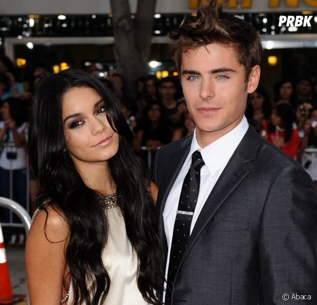 Vanessa Hudgens déjà in love de Zac Efron lors des auditions pour High School Musical