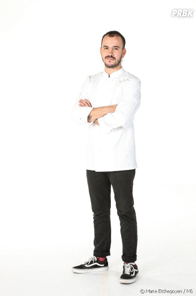 Baptiste Trudel, candidat de Top Chef 2021