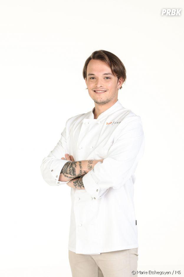 Jarvis Scott, candidat de Top Chef 2021