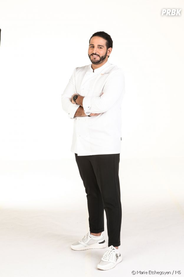 Mohamed Cheikh, candidat de Top Chef 2021