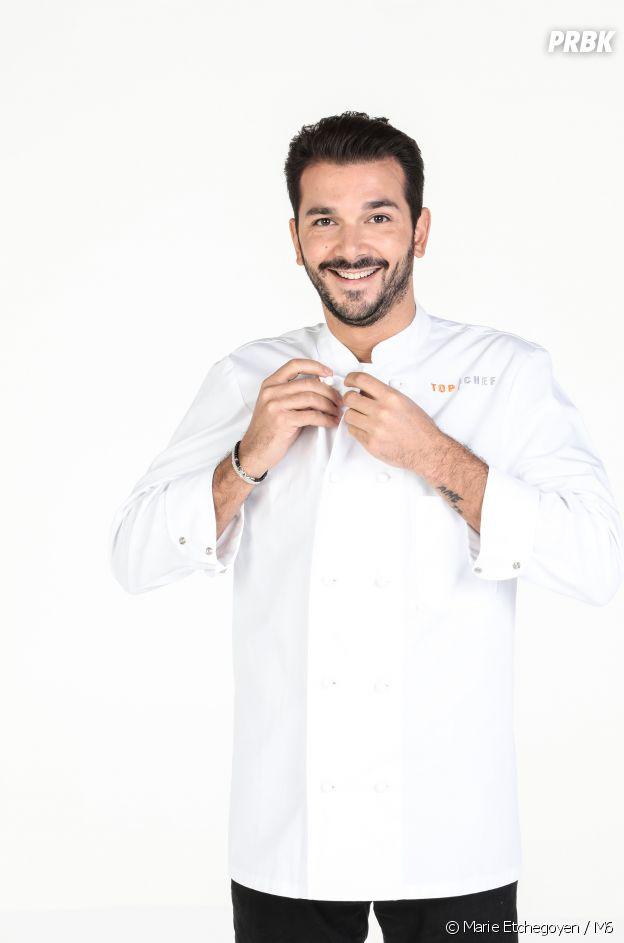 Pierre Chomet, candidat de Top Chef 2021