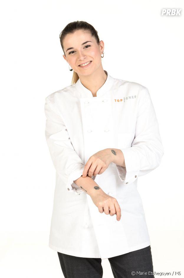 Sarah Mainguy, candidate de Top Chef 2021