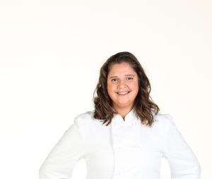 Chloé Charles, candidate de Top Chef 2021
