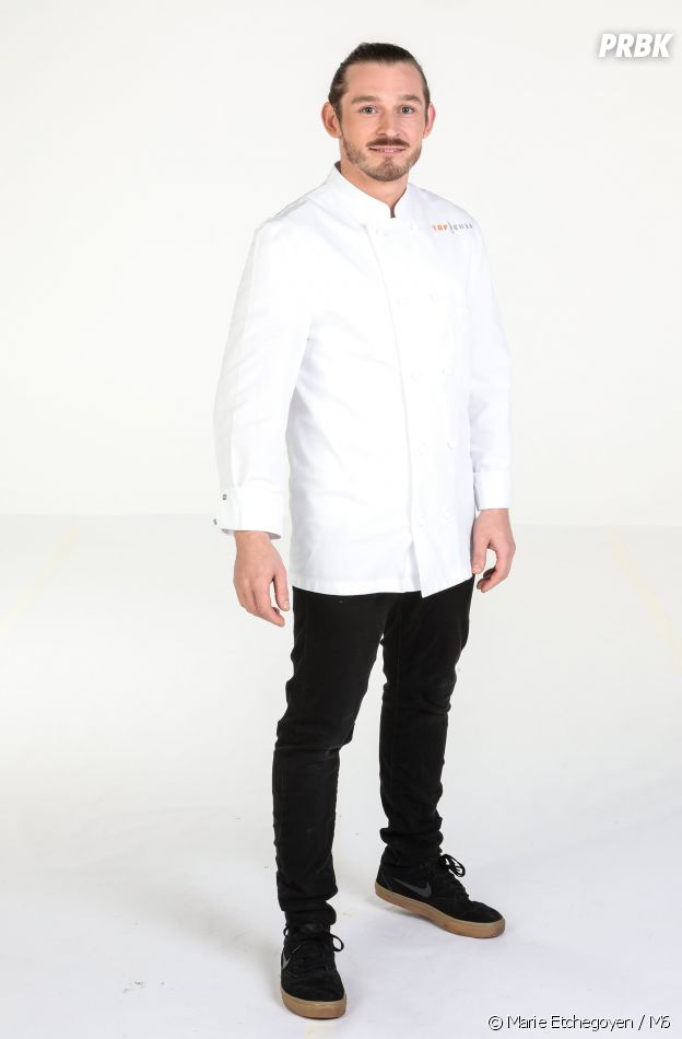 Thomas Chisholm, candidat de Top Chef 2021