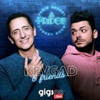 Kev Adams et Gad Elmaleh : salles de spectacle fermées, coup de gueule du duo contre le gouvernement