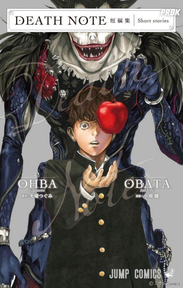 Death Note : un nouveau manga très spécial bientôt publié au Japon