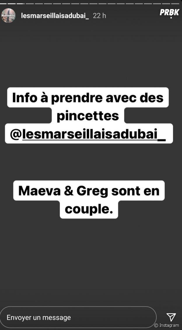 Les Marseillais à Dubaï : Maeva Ghennam et Greg Yega de nouveau en couple ? La rumeur relancée