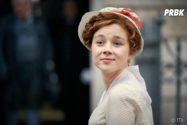 Claudia Jessie dans La Foire aux vanités