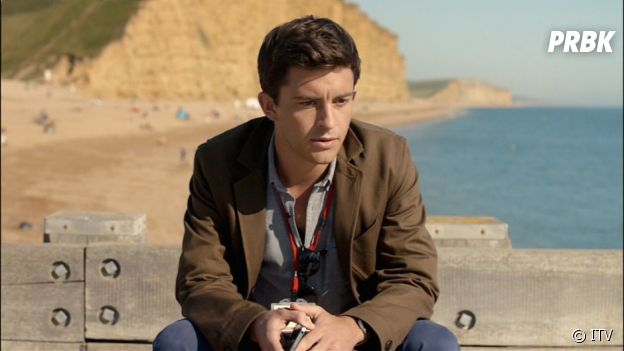 Jonathan Bailey dans Broadchurch