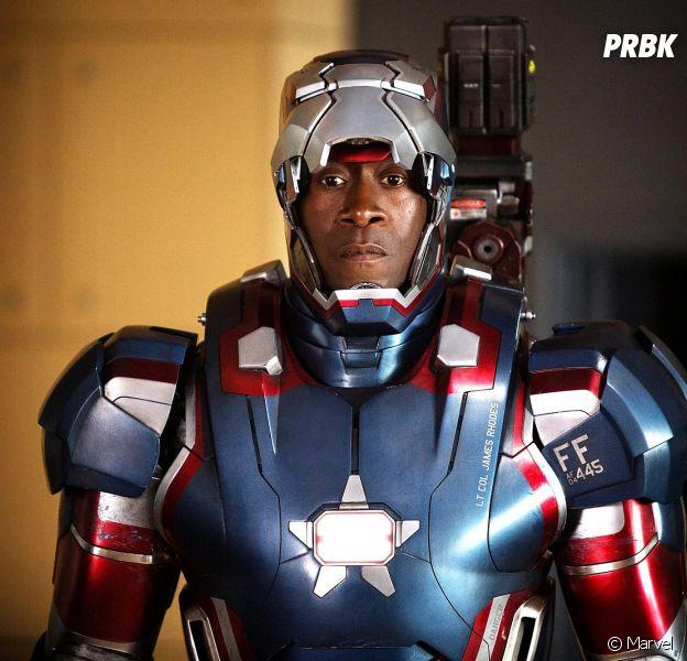 Faucon et le Soldat de l'Hiver : Rhodey au casting, Don Cheadle annonce plein de caméos dans les séries Marvel