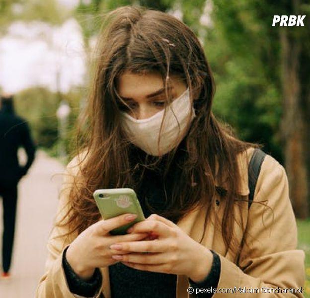 Coronavirus : bientôt des tests directement sur ton smartphone pour savoir si tu es positif ou négatif ?