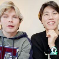Jason et Hwi-Hyun en couple : les deux TikTokeurs nous racontent leur rencontre (Interview)