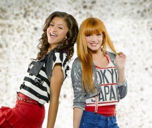 """Zendaya et Bella Throne pas amies au début de Shake it Up : """"On nous a dressé l'une contre l'autre"""""""