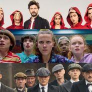 La Casa de Papel, Stranger Things, Peaky Blinders... Top 15 des séries surcotées d'après le public