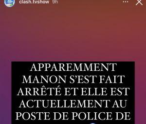 Manon Marsault arrêtée par la police à Dubaï ?