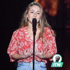 """Elise (The Voice 2021) surprise et émue d'avoir été prise : """"J'y croyais pas du tout au début"""" (itw)"""