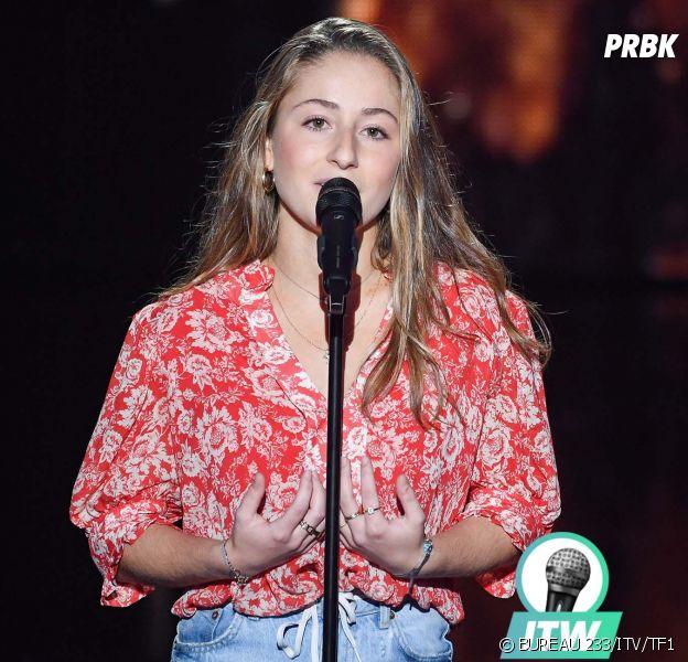 The Voice 2021 : Elise, dans l'équipe d'Amel Bent, s'est confiée en interview exclusive à PRBK