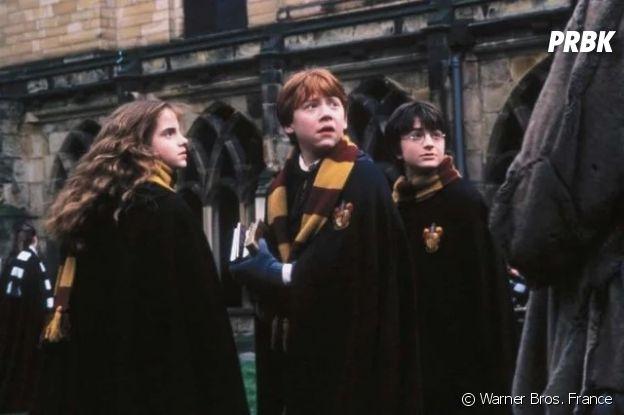 Rupert Grint de retour dans un film Harry Potter ? Il dirait oui à une seule condition : que Daniel Radcliffe (Harry Potter) et Emma Watson (Hermione Granger) acceptent aussi
