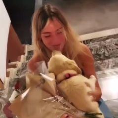 Kellyn accusée de maltraitance animale : elle partage ses retrouvailles avec son bébé chien 🐶