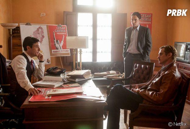 Manolo Cardona, alias Alex Guzmán dans la série Qui a tué Sara ? sur Netflix, a joué dans Narcos